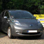 Nissan Leaf Tekna 2014